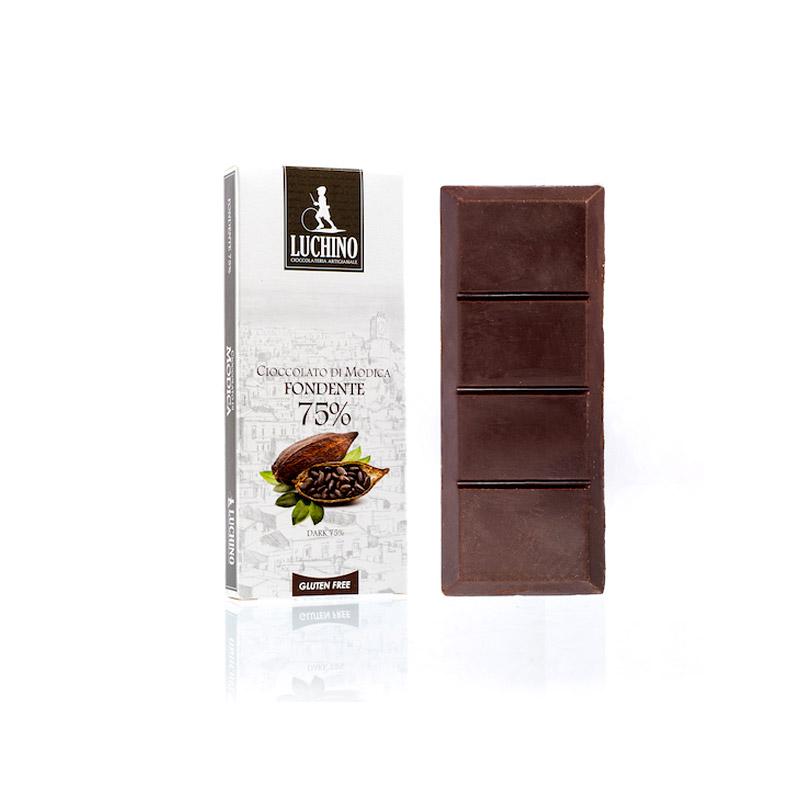 cioccolato fondente 75