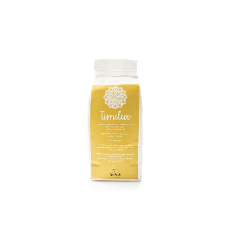 farina integrale cultivar timilia