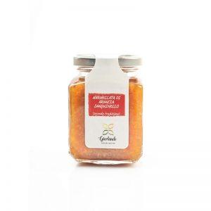 marmellata di arancia sanguinello