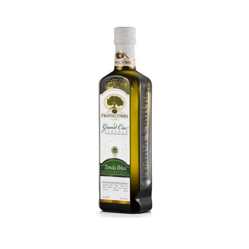 olio monocultivar tonda iblea
